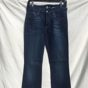NWOT 7 for all Mankind Kimmie Women's Jeans Sz 27